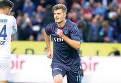 Trabzonspor transfer haberleri | Sörloth, Crystal Palaceı pişman etti