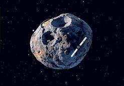 Uzayda altın keşfi Ederi 700 kentilyon $