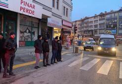 Ankarada peş peşe depremler