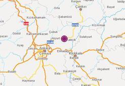 Son dakika Ankara ve Manisa deprem haberleri - AFAD Kandilli Rasathanesi son depremler haritası - 23 Ocak nerede deprem oldu