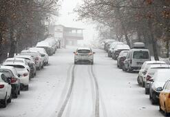 Meteoroloji saat verip uyardı Kar bugün geliyor