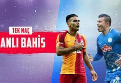 Galatasaray, Çaykur Rizespor maçının heyecanı Misli.comda