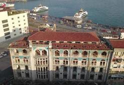 Tarihi Liman Hanı için geri sayım başladı 18 ay sürecek
