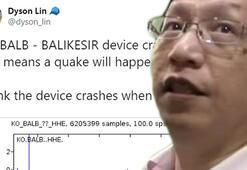 Manisa depremi kehaneti tuttu, sosyal medya yıkıldı