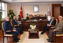 Ankara Valisi Şahin deprem bölgesini ziyaret etti