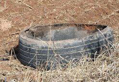 Suruçta yol kenarında bulunan patlayıcı imha edildi