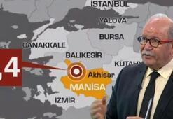 Prof. Dr. Ersoydan çok çarpıcı açıklama: Manisa depremi farklı bir deprem