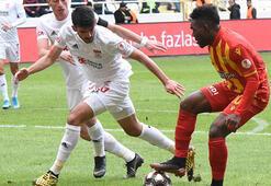 Yeni Malatyaspor-Demir Grup Sivasspor: 2-1