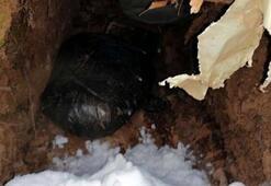 PKKlı teröristlerle ait 8 sığınak imha edildi