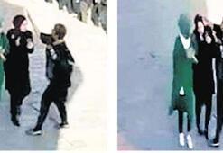 Başörtülü kızlara saldıran sanığın yargılanmasına devam edildi
