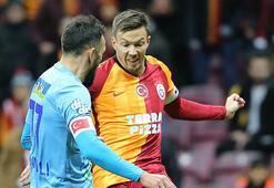 Galatasarayda Martin Linnes kaptan çıktı