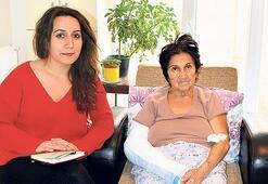 Çekicinin kaldırdığı araçtan düşen Leyla Çetinkol Milliyet'e konuştu: Bakıma muhtaç  duruma geldim