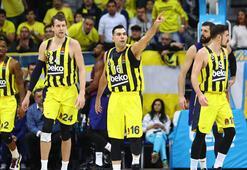 Fenerbahçe Beko evinde Anadolu Efes dışarda