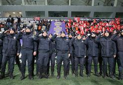 Türkiyeden futbol maçları ve diğer müsabakalar için güvenlik adımı