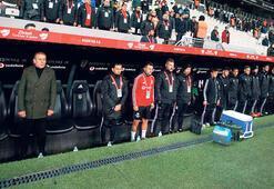 Beşiktaşta derin kriz Soyunma değil, gerilim odası...