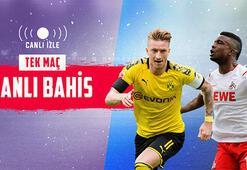 Dortmund-Köln maçının heyecanı Misli.comda