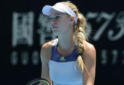 Avustralya Açıktan elenen eski dünya 1 numarası Wozniacki, tenise veda etti
