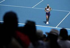 Avustralya Açıktan elenen Wozniacki tenisi bıraktı, gözyaşlarını tutamadı