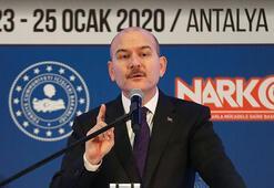Bakan Soylu: Afrin, PKK tarafından dünyanın en büyük uyuşturucu merkezi haline getiriliyordu