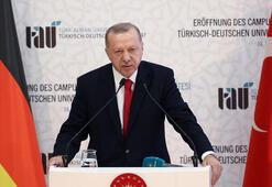 Cumhurbaşkanı Erdoğan: Libyada krizi sonlandırmak en büyük hedefimiz