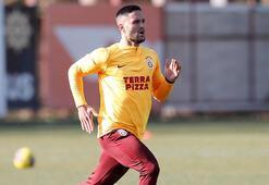 SON DAKİKA | Galatasarayda Andone saha çalışmalarına başladı