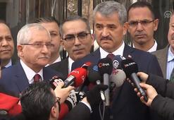 Son dakika... YSKnın yeni başkanı Muharrem Akkaya oldu