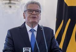 Gauck: Erdoğanın desteğine ihtiyacımız var