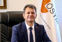 ÖSYM Başkanı Aygün: Bu yıl 15i elektronik ortamda 19 yabancı dil sınavı yapacağız