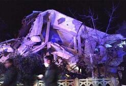 Elazığda 6.8 büyüklüğünde deprem meydana geldi