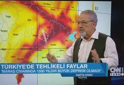 Prof. Dr. Naci Görür Elazığ ve çevresini vuran depreme nokta atışıyla işaret etmişti