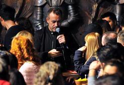 Elazığdaki depremin ardından Haluk Levent konserini iptal etti