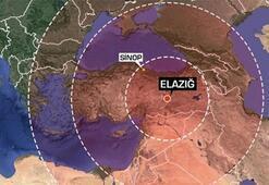 Elazığdaki depremi 120 milyon kişi hissetti