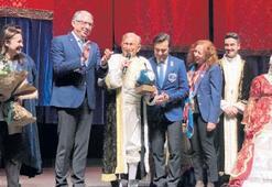 Yılın meslek hizmet ödülü Dormen'e
