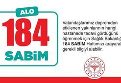 Bakan Koca: 184 SABİM hattını arayın