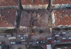 Elazığdan sonra bu kez Manisada son dakika depremi 25 Ocak AFAD - Kandilli son depremler haritası