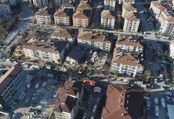 Elazığı deprem vurdu İşte felaketin görüntüleri