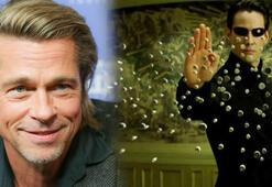 Brad Pittten flaş Matrix itirafı