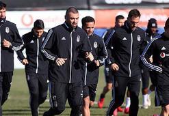 Son dakika Beşiktaşın Göztepe kadrosu belli oldu Takımın başında Şenol Fidan...