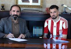 Son dakika transfer haberleri | Claudemir, Demir Grup Sivassporda