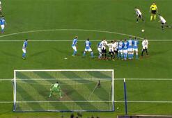 Pjanicten Napoli ağlarına enfes gol