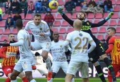 Kayserispor-Ankaragücü: 1-1