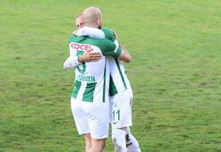 Giresunspor-Cesar Grup Ümraniyespor: 2-1