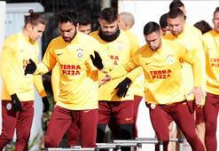 İşte Galatasarayın Konyaspor kadrosu