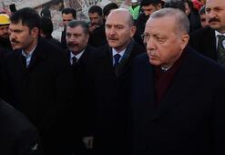 Son dakika: Cumhurbaşkanı Erdoğan Elazığda