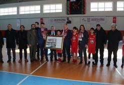 Rıza Çalımbay Spor Salonu, Sivasta açıldı