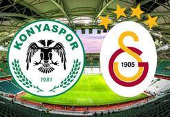 Konyaspor Galatasaray maçı ne zaman, saat kaçta Konya GS maçı hangi kanalda yayınlanacak