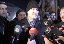 3 bakan Elazığdan son durumu paylaştı: 2 vatandaşımızla daha iletişim kuruldu
