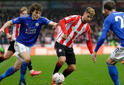 Leicester City ve Chelsea, Federasyon Kupasında 5. tura çıktı