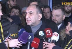 Semih Özsoy: Biz Fenerbahçe olarak mücadelemizi götüreceğiz