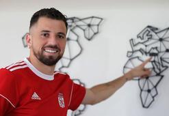 Sivassporun yeni transferi Claudemir: Lider olmak büyük bir  başarı